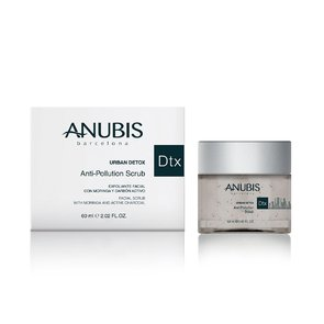 Exfoliant facial Anti-Poluare- Anubis Urban Detox Anti-Pollution Scrub 60 ml