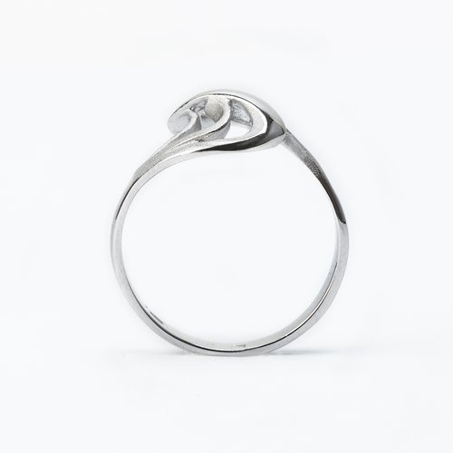 Inel din argint 43895