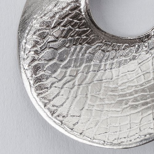 Pandantiv din argint cu forma rotunda 43007