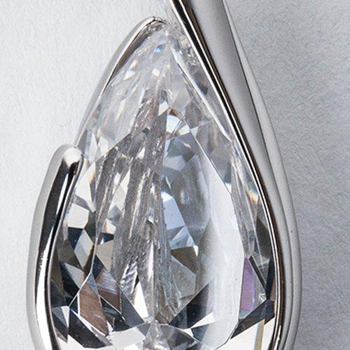 Pandantiv din argint cu piatra alba 36216
