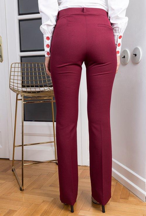 Pantaloni bordo evazati Leila