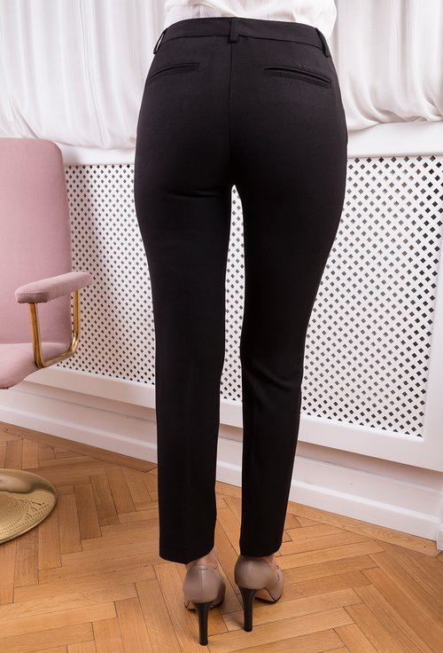Pantaloni negri office Kira