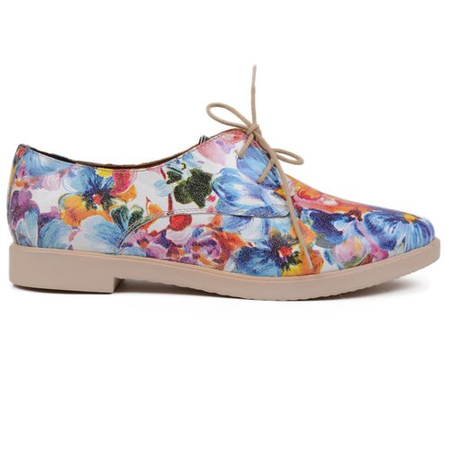 Pantofi din piele naturala Brooklyn