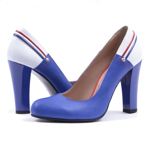 Pantofi Piele Naturala Bristol