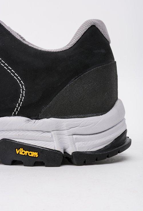 Pantofi sport S-Karp negri din piele naturala Anaida