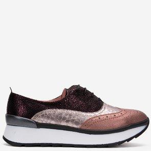 Pantofi sport din piele naturala Speedy