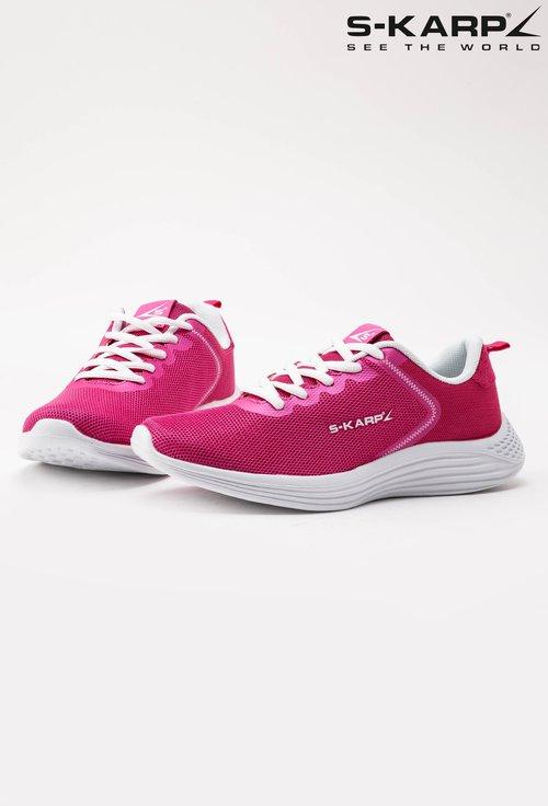 Pantofi sport S-Karp Sneaker Lite nuanta roz fucsia