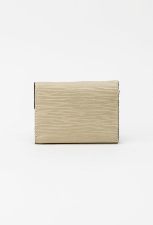 Portofel alb fildes din piele naturala 145046