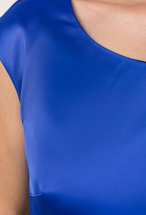 Rochie albastra Delia
