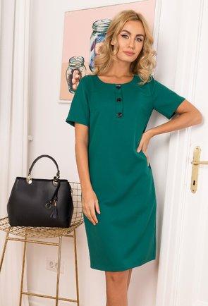 Rochie verde Mireya