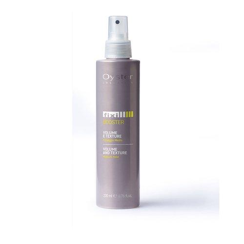 Spray texturizant pentru volum- Oyster Fixi Booster Volumizing and Texturizing Hairspray 200 ml