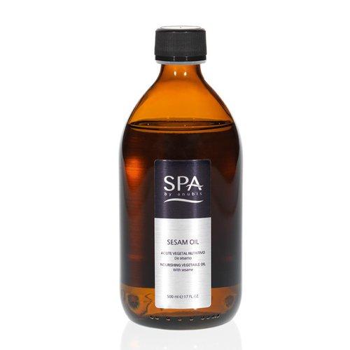 Ulei de masaj hranitor cu ulei de susan