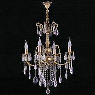 Candelabru Cristal Bussy Tila 0158-57-04 4X40W E14