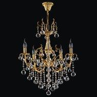 Candelabru Cristal Bussy Tila 0158-58-05Z 5X40W E14