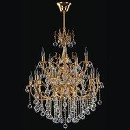 Candelabru Cristal Bussy Tila 0158-58-15Z 15X40W E14