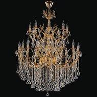 Candelabru Cristal Bussy Tila 0158-58-24Z 24X40W E14