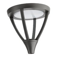 LAMPA STRADALA LED XTOWN 1X45W IP65 3000K GRI INCHIS IP65 ARELUX