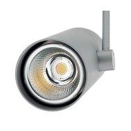 SPOT LED PE SINA XMUSE 1X13W 50GRD. 5000K IP20 ARGINTIU ARELUX