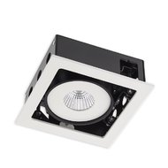 SPOT LED XSIDE INCASTRAT 1X15W 3000K ALB MAT IP20 SD02WW50 ALB MAT ARELUX