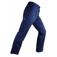Pantaloni Basic Albastru