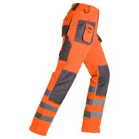 Pantaloni Smart HV orange
