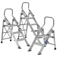 Scara mica cu parapet tip scaun model FLAVIA