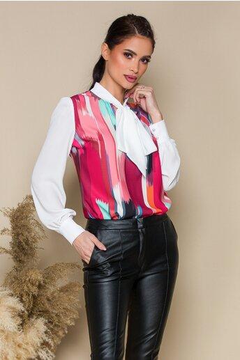 Bluza MBG cu imprimeu colorat