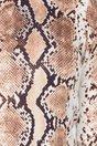 Bluza Simona cu imprimeu tip piele de sarpe