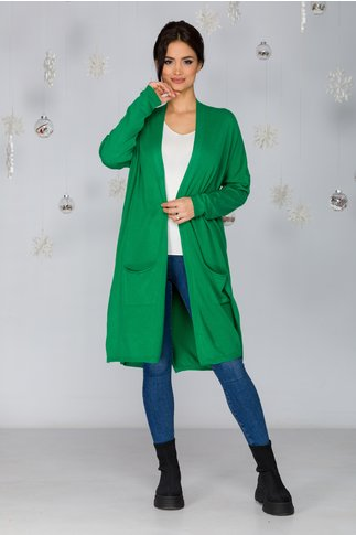 Cardigan Gina verde