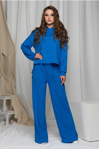 Compleu sport Roxana albastru