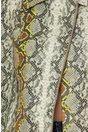 Geaca Snake de primavara cu aspect de piele de reptila