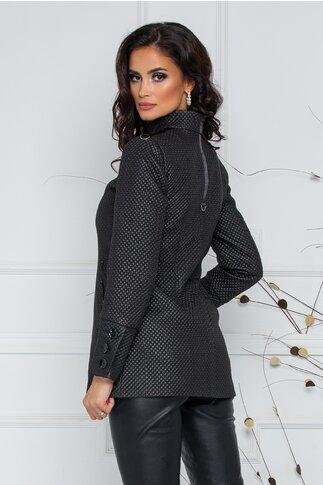 Jacheta Moze din fas negru