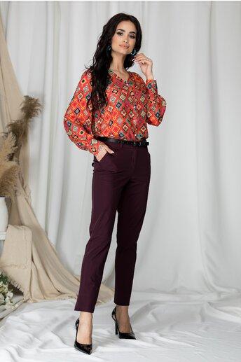 Pantaloni Alexandra bordo office