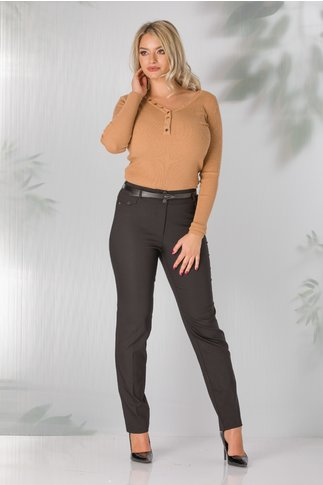 Pantaloni Ana tip pana negri