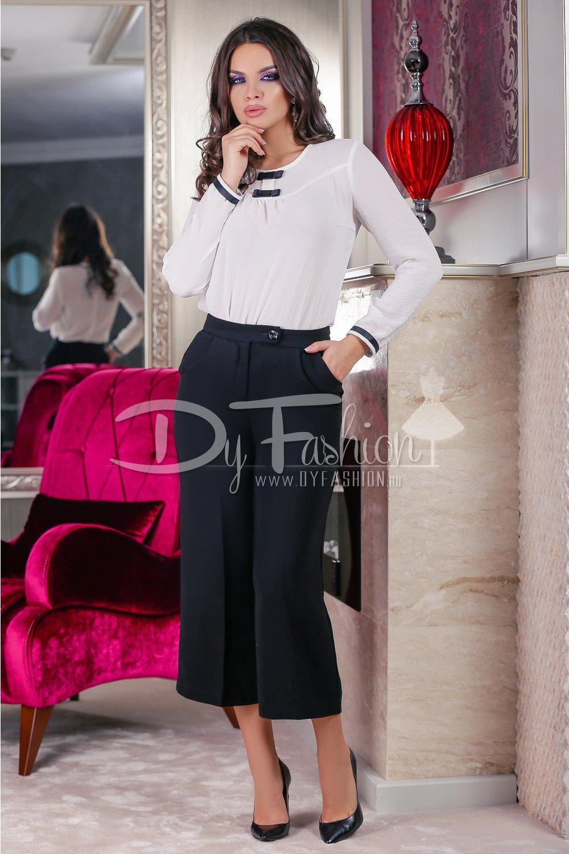 Pantaloni Different Black