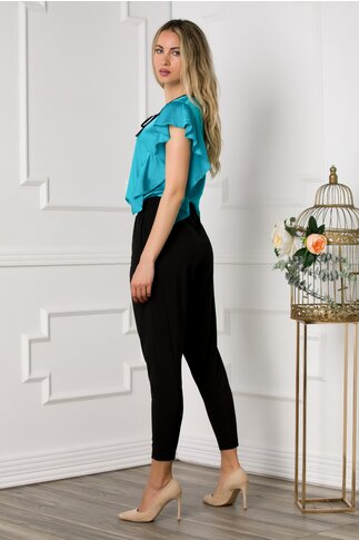 Pantaloni Ella Collection Vegas negri