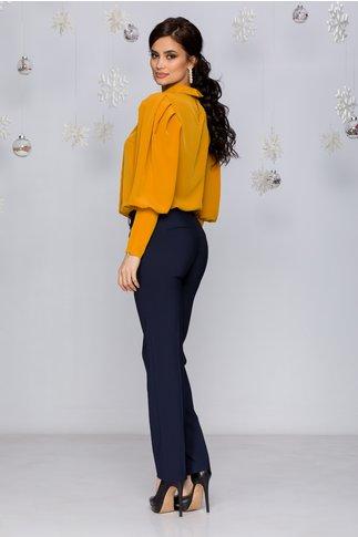 Pantaloni LaDonna bleumarin office