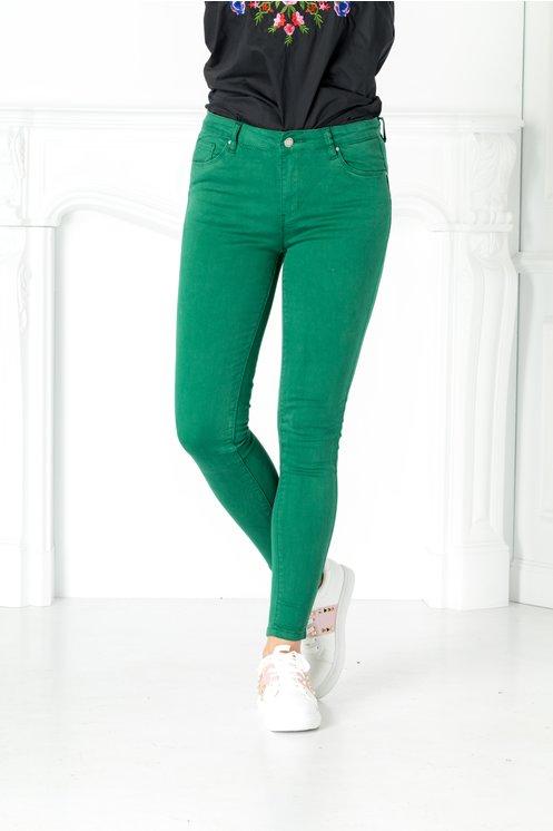 Pantaloni Mali verzi