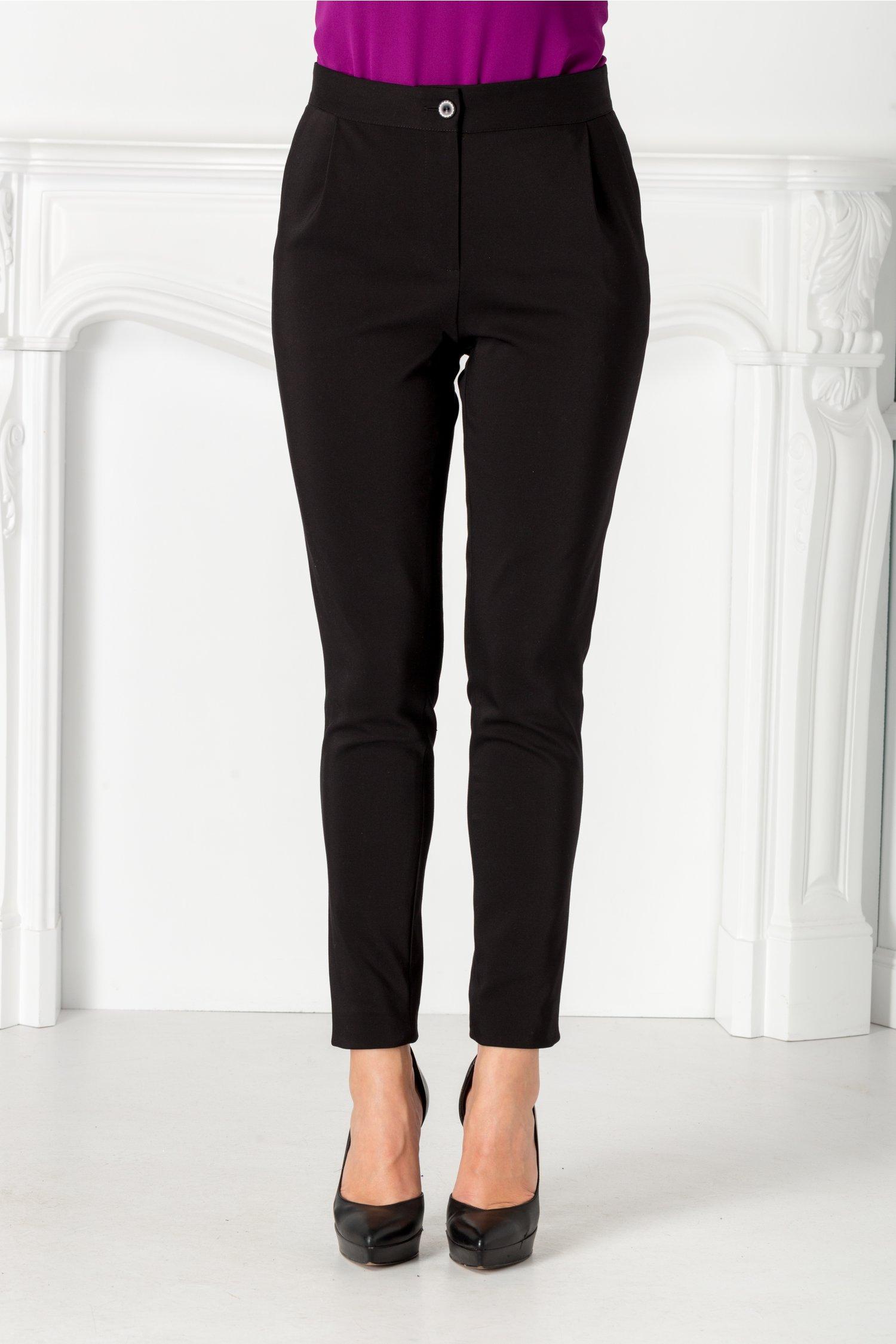 Pantaloni Roxy negri office