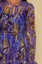 Rochie Alexa lila din voal