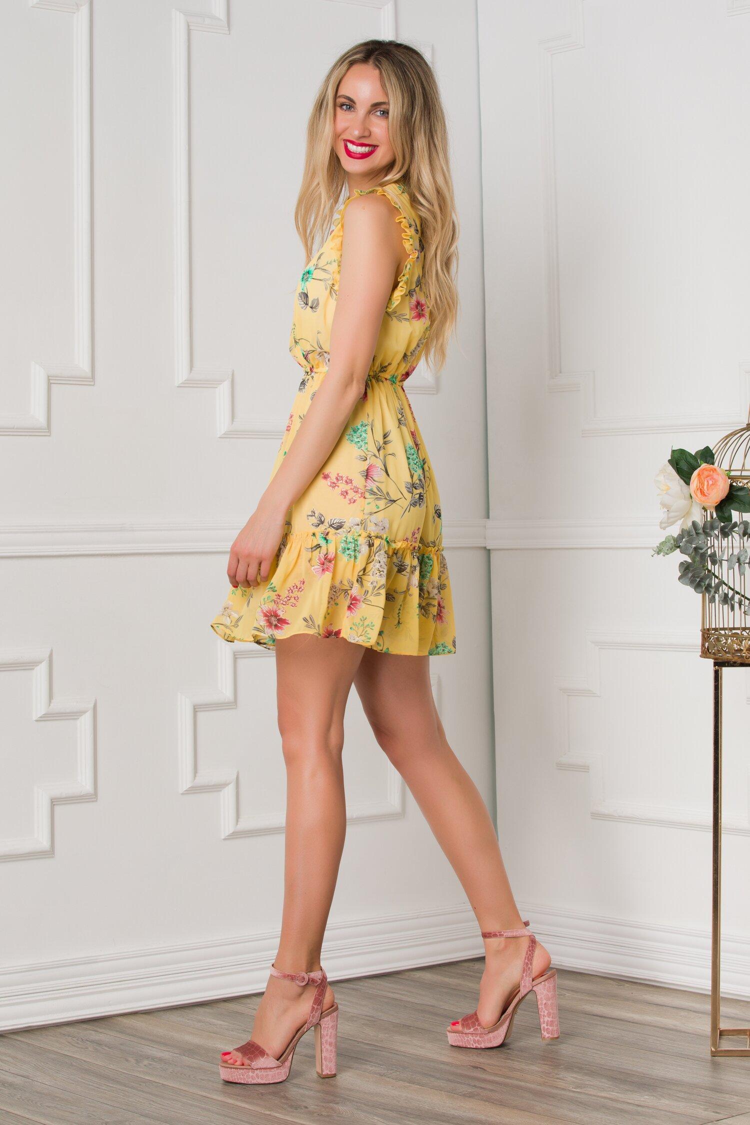 rochie scurtă cu varicoză)