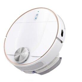 Aspirator robot smart Anker eufy RoboVac L70 Hybrid, Vacuum-Mop 2-in-1, Wi-Fi, Super-Slim, 2200Pa, Alb