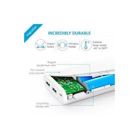 Baterie externa Anker PowerCore 20100 mAh alb