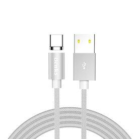 Cablu Benks D21 USB USB-C magnetic 1.2 m