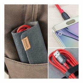 Cablu Micro USB Anker PowerLine+ 1.8 Rosu
