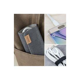 Cablu Micro USB Anker PowerLine+ Nylon 1,8 m alb