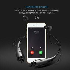 Casti wireless bluetooth 4.1 Mpow Jaws negru