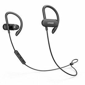 Casti wireless bluetooth Anker SoundBuds Curve Negru