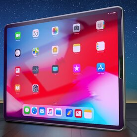 Folie sticla securizata Apple iPad Pro 12.9