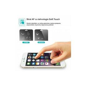 Folie sticla securizata iPhone 5/5s/SE tempered glass 9H 0,33 mm Ringke ID Glass
